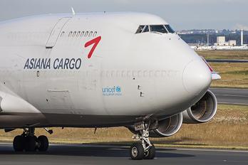 HL7620 - Asiana Cargo Boeing 747-400