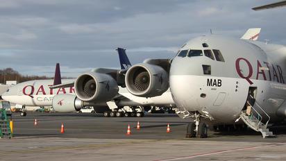 A7-MAB - Qatar Amiri Flight Boeing C-17A Globemaster III