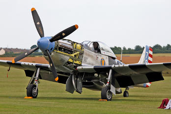 NL98CF - Private North American P-51D Mustang