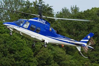 G-LCFC - Private Agusta Westland AW109 S
