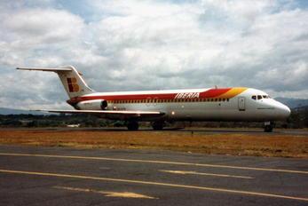 EC-CTR - Iberia Douglas DC-9