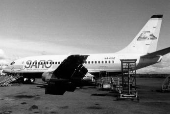 XA-RSZ - SARO Boeing 737-200
