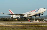 EC-LQP - Air Europa Airbus A330-200 aircraft