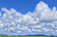 JA843C - JAL-  Japan Air Commuter de Havilland Canada DHC-8-400Q / Bombardier Q400 aircraft