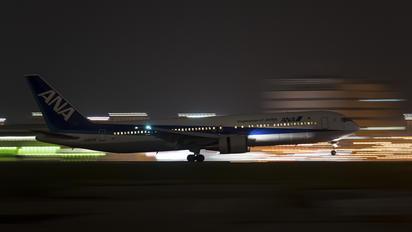 JA8579 - ANA - All Nippon Airways Boeing 767-300