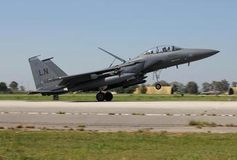 96-0202 - USA - Air Force McDonnell Douglas F-15E Strike Eagle