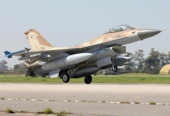 394 - Israel - Defence Force General Dynamics F-16C Barak