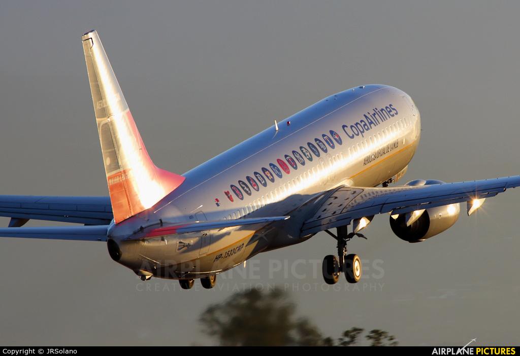 Copa Airlines HP-1533CMP aircraft at San Jose - Juan Santamaría Intl