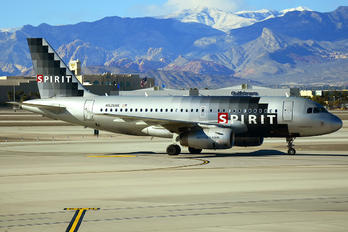 N526NK - Spirit Airlines Airbus A319
