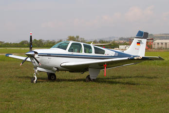 D-ECOT - Private Beechcraft 33 Debonair / Bonanza