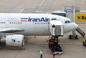 EP-IBL - Iran Air Airbus A310 aircraft