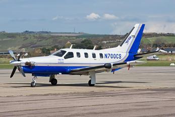 N700CS - Private Socata TBM 700