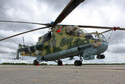 14 - Belarus - Air Force Mil Mi-24P aircraft