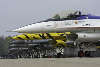 - - Netherlands - Air Force Lockheed Martin F-16A Block 20 MLU