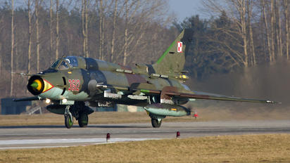 3612 - Poland - Air Force Sukhoi Su-22M-4