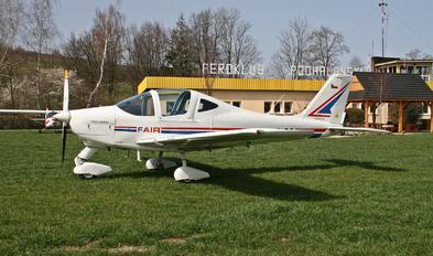 OK-KUU-83 - Private Tecnam P2002