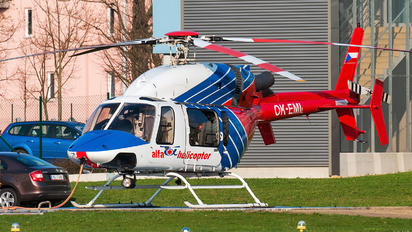 OK-EMI - Alfa Helicopter Bell 427