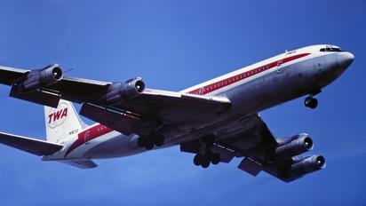N18712 - TWA Boeing 707-300