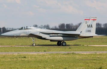 84-0016 - USA - Air National Guard McDonnell Douglas F-15C Eagle
