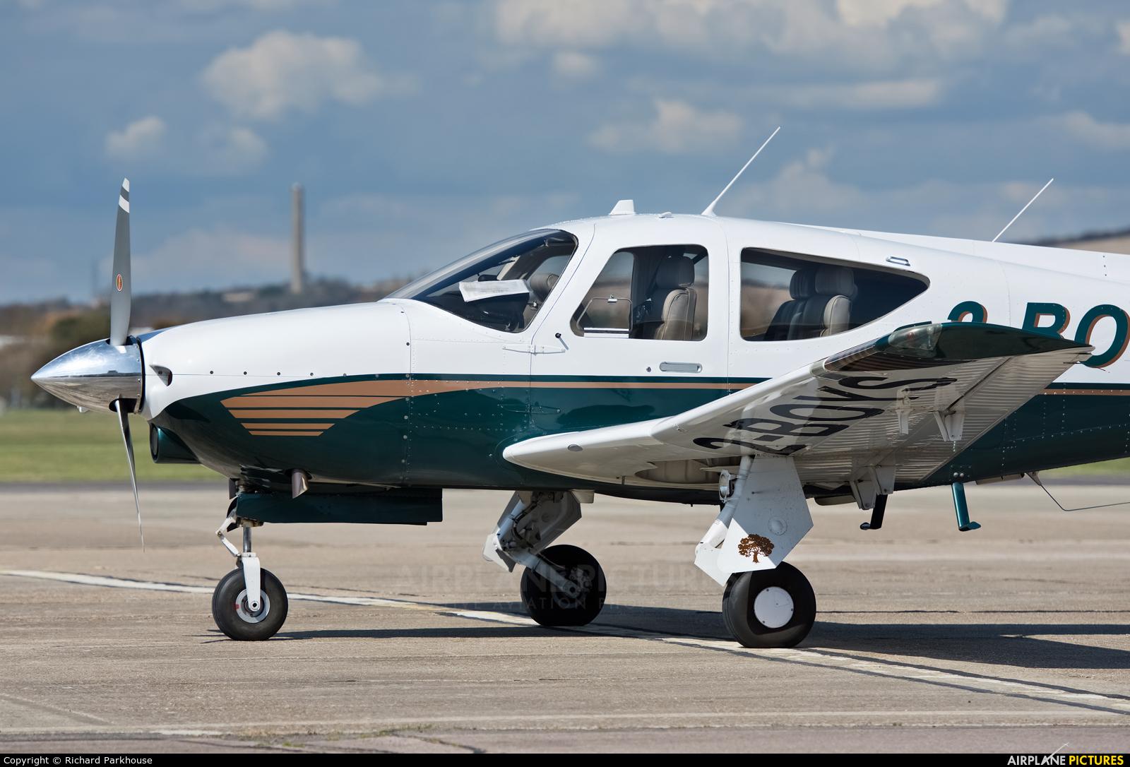 Private 2-BOYS aircraft at Brighton - Shoreham