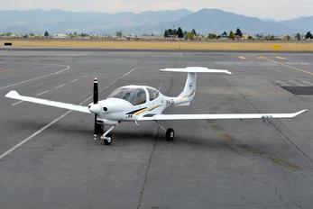 XB-KJG - Escuela de Aviación México Diamond DA 40 NG Diamond Star