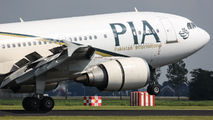 AP-BDZ - PIA - Pakistan International Airlines Airbus A310 aircraft