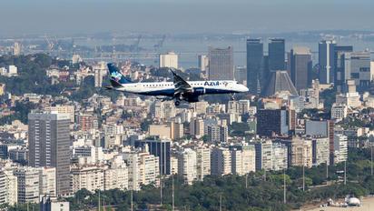 PR-AZG - Azul Linhas Aéreas Embraer ERJ-190 (190-100)