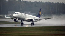 D-AEMA - Lufthansa Regional - CityLine Embraer ERJ-195 (190-200) aircraft