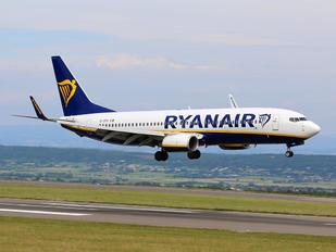 EI-DPK - Ryanair Boeing 737-800