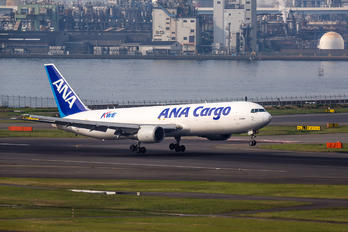 JA603A - ANA - All Nippon Airways Boeing 767-300ER