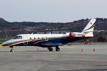 TC-AEH - Private Gulfstream Aerospace G150