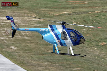 YV1353 - Private MD Helicopters MD-500E