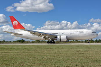 I-AIGH - Meridiana Boeing 767-200