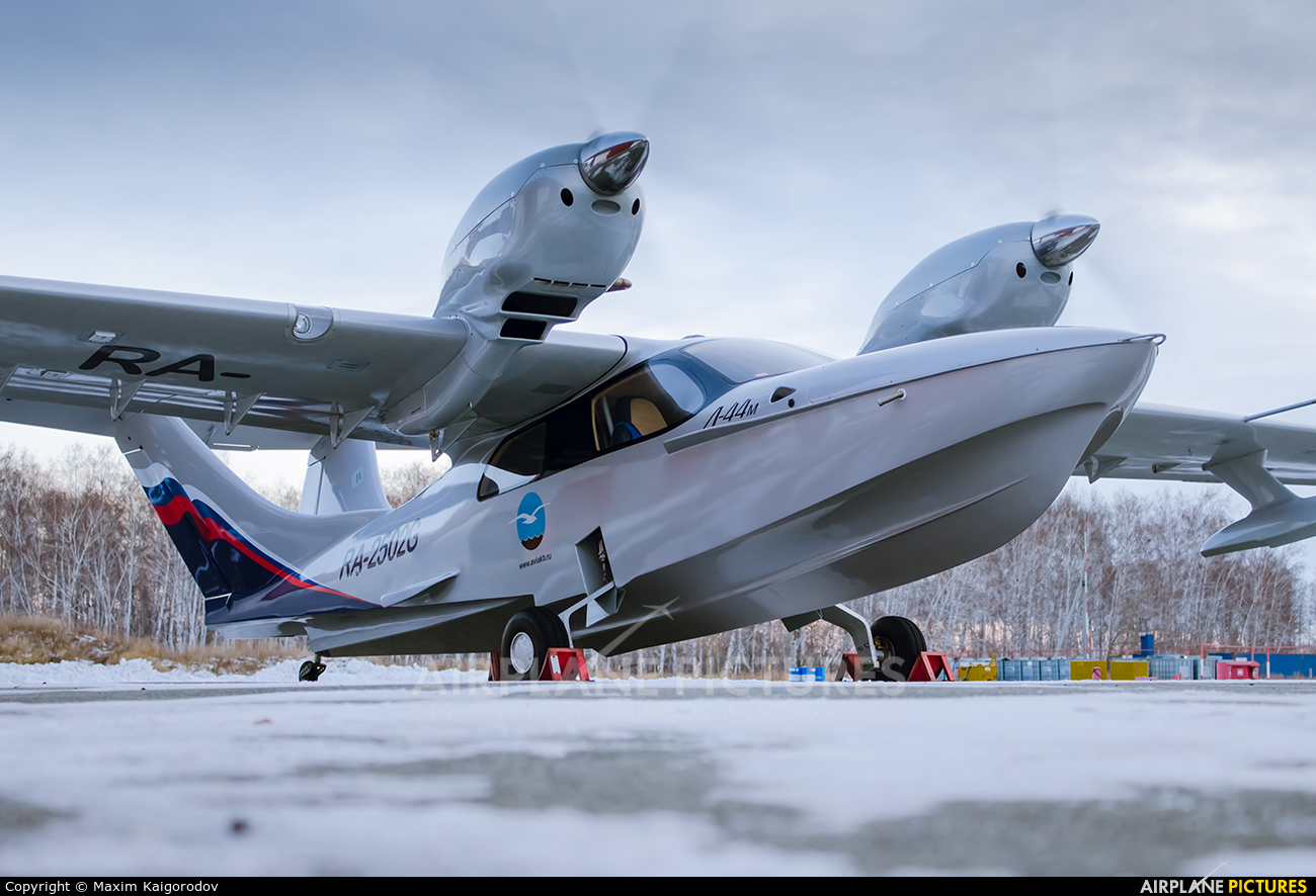Private RA-2502G aircraft at Chelyabinsk-Kalachevo