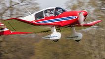 G-BLKM - Private Jodel DR1050 Sicile Record aircraft