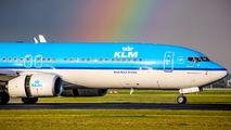 PH-BGB - KLM Boeing 737-800 aircraft