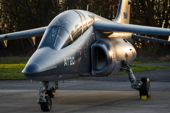 AT20 - Belgium - Air Force Dassault - Dornier Alpha Jet 1B
