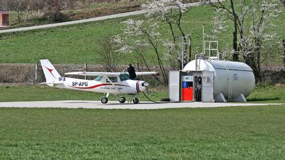 SP-APG - Aeroklub Podhalański Cessna 152