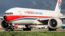 B-2078 - China Cargo Boeing 777F aircraft