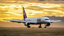 N976FD - FedEx Federal Express Boeing 757-200 aircraft