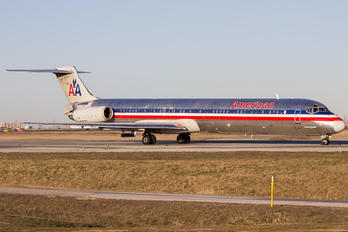 N9618A - American Airlines McDonnell Douglas MD-83