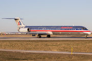 N9618A - American Airlines McDonnell Douglas MD-83 aircraft