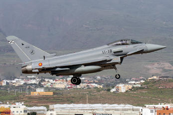 C.16-52 - Spain - Air Force Eurofighter Typhoon S