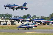 "MM54500 - Italy - Air Force ""Frecce Tricolori"" Aermacchi MB-339-A/PAN aircraft"