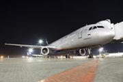 VP-BOE - Aeroflot Airbus A321 aircraft