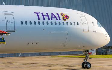F-WZGQ - Thai Airways Airbus A350-900