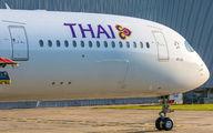 F-WZGQ - Thai Airways Airbus A350-900 aircraft