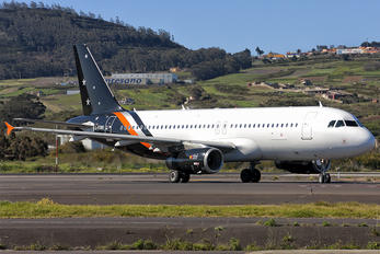 G-POWM - Titan Airways Airbus A320