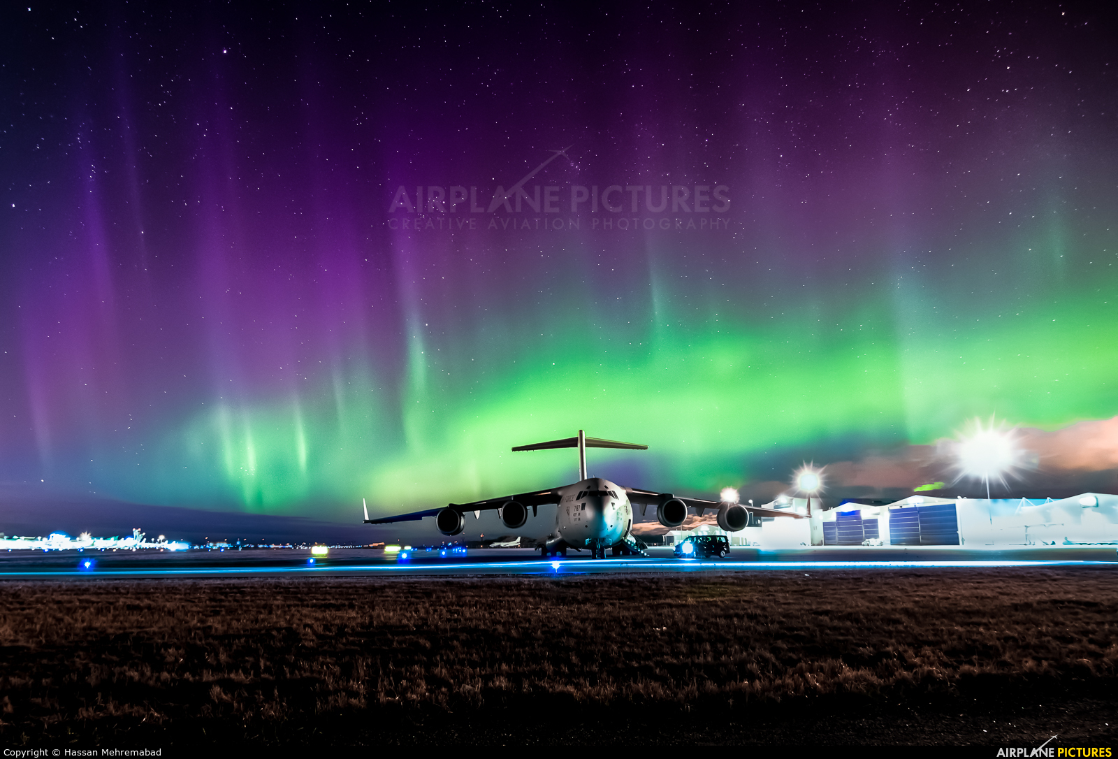 USA - Air Force 07-7187 aircraft at Helsinki - Vantaa