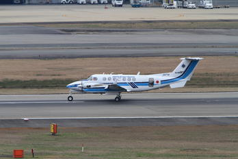 JA870A - Japan - Coast Guard Beechcraft 300 King Air